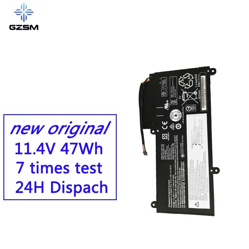 Bateria do laptop 45N1752 GZSM 45N1753 45N1754 45N1757 45N1756 45N1755 bateria para o portátil Para LENOVO E450 E450C E455 E460 Bateria