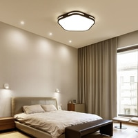 Led Ceiling Lamp Simple Modern Romantic Bedroom Living Room Aisle Restaurant Room Study Nordic AC 90-260V Decorative Lighting
