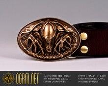 Ogrm-ceinture en Bronze n ° 12   Ceinture en forme de reine Alien mère, tache de ceinture, boucle Avp