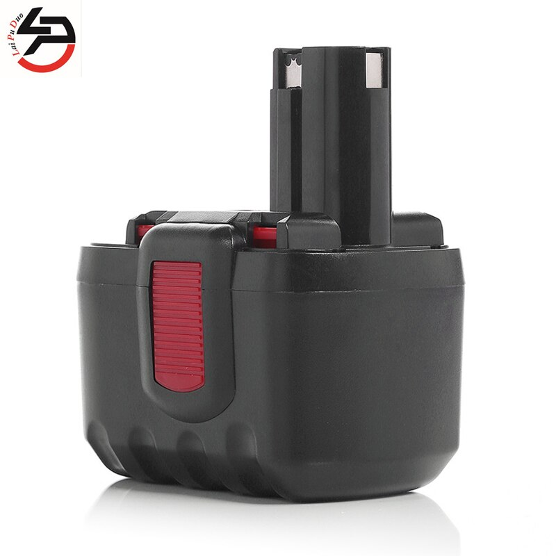 Laipuduo ni-cd bateria 24v 2.0ah para bosch 2607335279,BH-2424,12524, gkg24v, 2607335445,125-2411524, saw24v, 2607335509