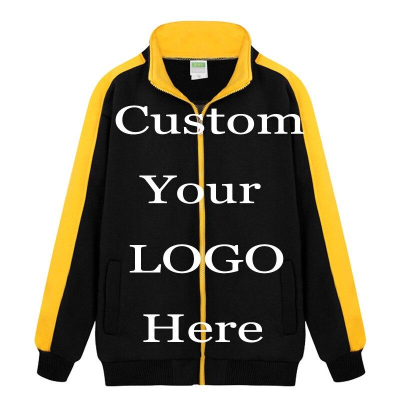 Куртки с принтом на заказ по индивидуальному заказу, ваш логотип, сделай сам, Утепленная зимняя толстовка с капюшоном в стиле пэчворк, персо...