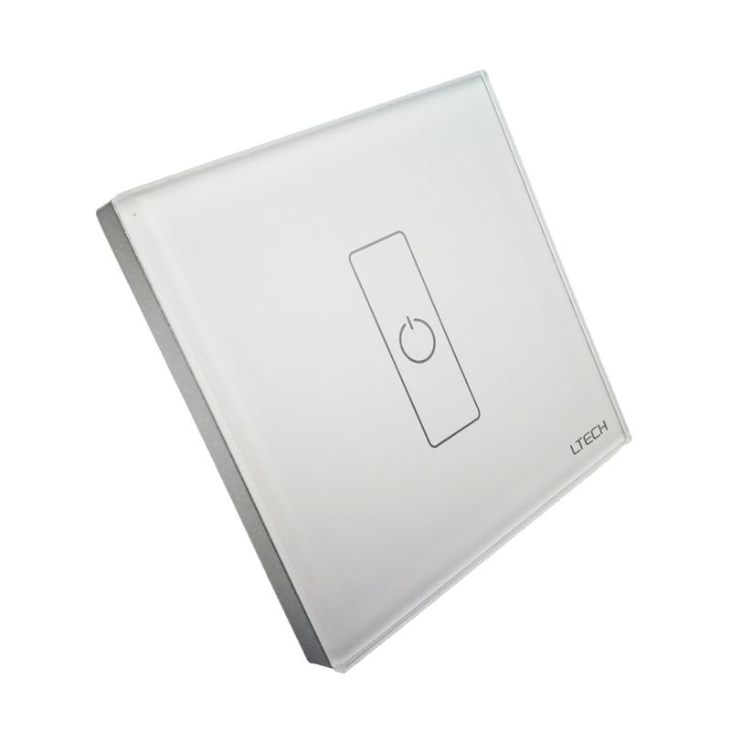 Nova EDA1 1 Canal Dali Dali Led dimmer Controlador de Led On/Off Interruptor de Parede Touch Panel Dimmer Dali controlador de LED