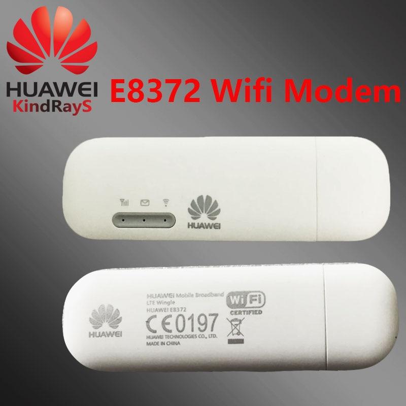 Desbloqueado huawei e8372 150mbps módem 4g e8372s-153 4G Wifi router 4G 3g módem Wifi 4g módem wifi enrutador tarjeta SIM Wingle e8372