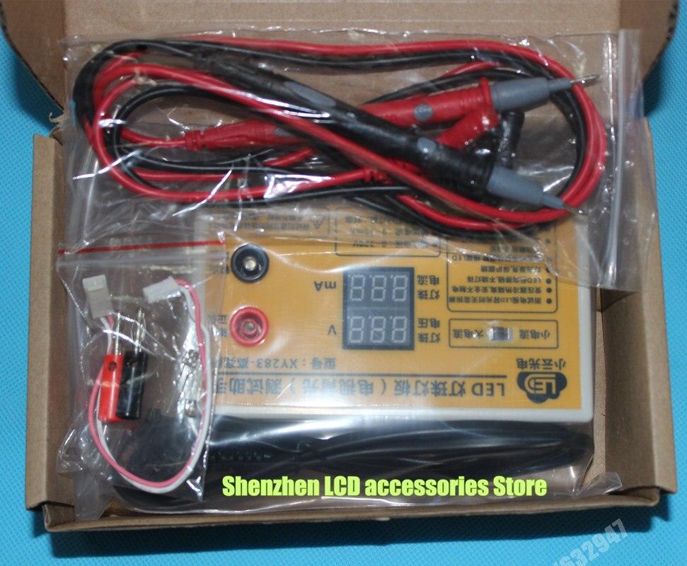 XY283 Светодиодная лампа с бусинами, инструмент для проверки подсветки, умное напряжение для всех размеров ЖК-телевизора, не разбирайте экран 0-320 в