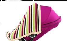 Gran oferta, cochecito de bebé DSLAND st, manta a prueba de viento para invierno, visera, manta, paraguas