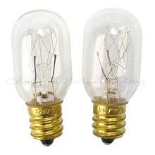 120v 10w E12 T20x48 bon! Lampe miniature A163