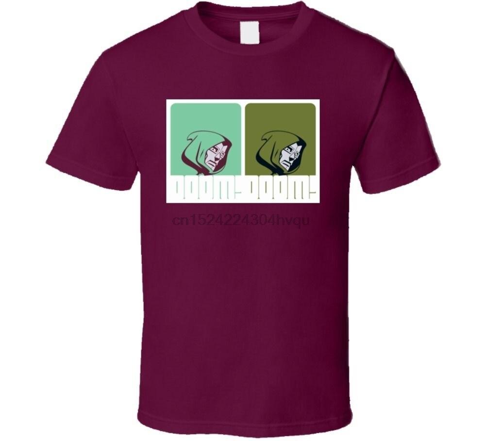 El dr. Camiseta clásica de dibujos animados DOOM THE FOUR FANTASTIC