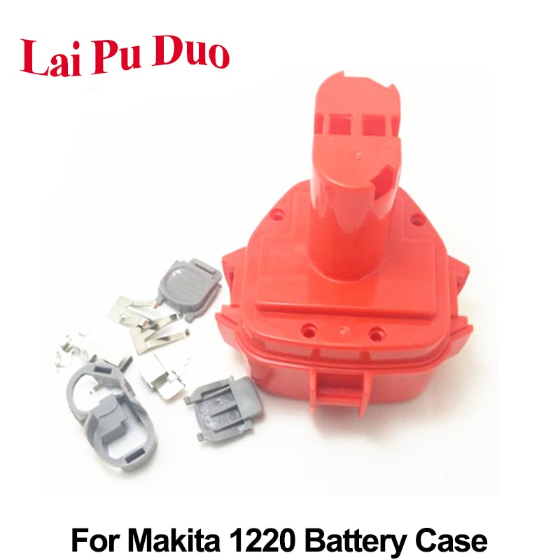 Пластиковый Чехол для Makita 12V 1220 NI-CD Ni-MH 1220 PA12 1222 1233SA 1233SB 1233S (без батарей)
