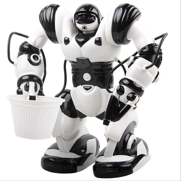 4 generation intelligent Jia Qi authentic Robben Ait TT323 smart programming control robot toy remote smart toys for children