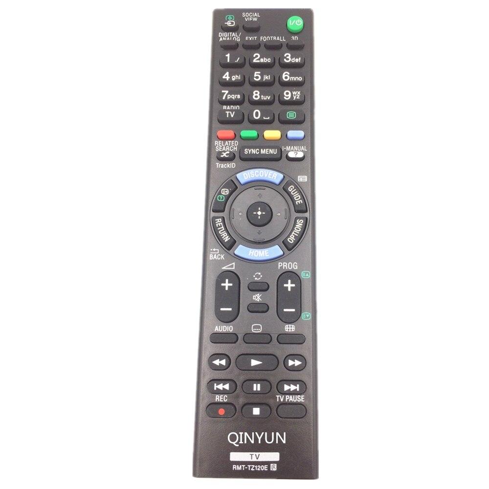 RMT-TZ120E Control remoto para Sony LCD Television KDL-40R473A KDL-32R503C con 3D fútbol REC 3D botón 1-493-176-11