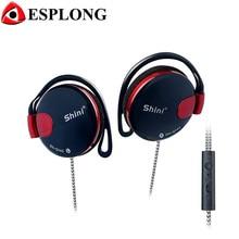 SN-Q140 سماعات الأذن سماعات ستيريو ايفي للفتيات 3.5 مللي متر الرياضة سماعة الموسيقى مع ميكروفون ل شاومي هواوي آيفون X