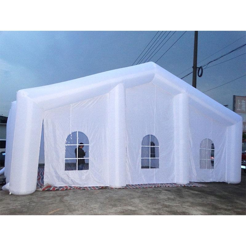 خيمة مخصصة من أكسفورد قابلة للنفخ للمناسبات الكبيرة/خيمة زفاف قابلة للنفخ للبيع