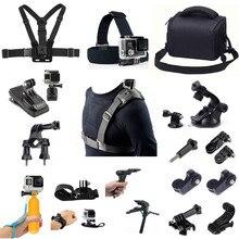Sport Accessoires Kit Set Voor Garmin Virb 360 Ultra 30 X Xe Kodak Pixpro 4KVR360 Baan SP360 4K SPZ1 SP1 WP1 Dazzne Dz P2 P3