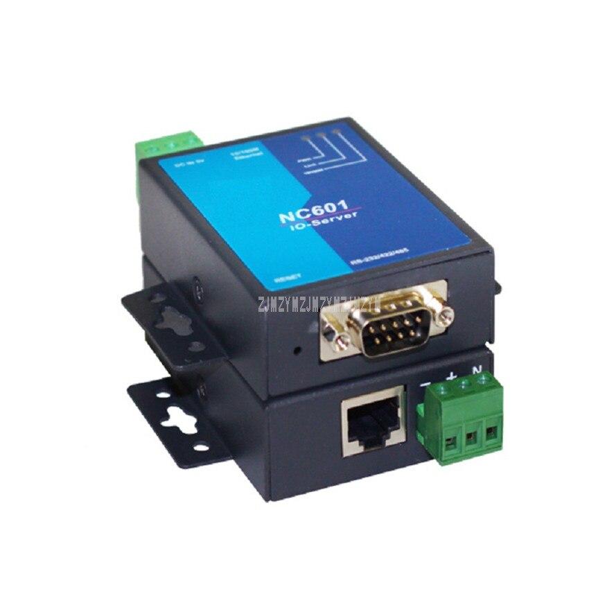 SF-NC601 شبكة ملقم الطباعة 1-ميناء RS232/RS422/RS485 خادم جهاز تسلسلي ل منفذ واحد طباعة الخادم/المطاعم الطباعة الخادم