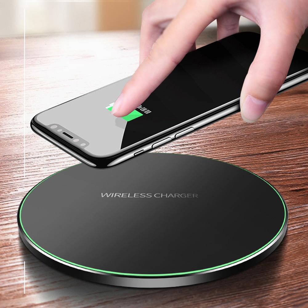 Qi Schnelle Drahtlose Ladegerät pad spule für huawei Mate20 Pro iphone 8 X/XS Samsung S7 S8 S9 Lade Telefon empfänger Zubehör