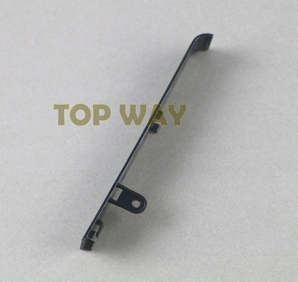 10 sztuk/partia czarny dysk twardy dysk HDD drzwi pokrywy skrzynka klip dla PS3 Slim 2000 3000 konsoli