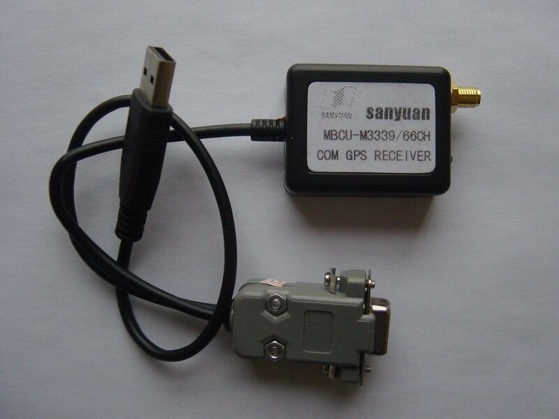 Investigación sobre 10 HZ vehículo de servicio en tiempo encuesta MTK3339 RS232 puerto serie Módulo de receptor GPS