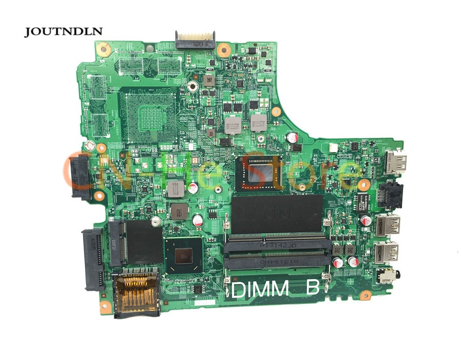 JOUTNDLN لديل انسبايرون 14R 3421 اللوحة المحمول 5J8Y4 07GDDC CN-07GDDC 7GDDC 12204-1 W i3-2375M وحدة المعالجة المركزية