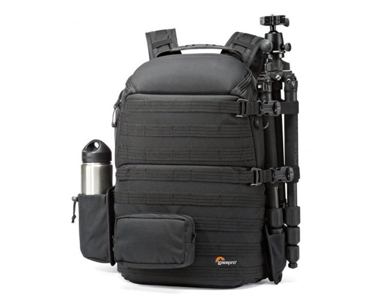 Lowepro-حقيبة ظهر ProTactic 450 AW ، احترافية ، مطر ، SLR بكاميرتين ، حقيبة كتف ، كاميرا dslr ، كمبيوتر محمول 15 بوصة