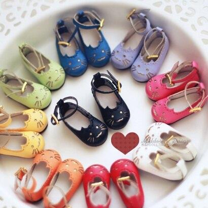 Туфли для кукол Blyth, цветные туфли для кукол Blyth Licca AZONE Momoko Lati JerryB, туфли кукольные аксессуары
