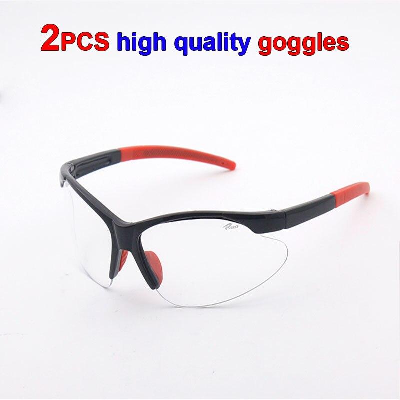 2 шт., ударопрочные защитные очки для защиты глаз от пыли