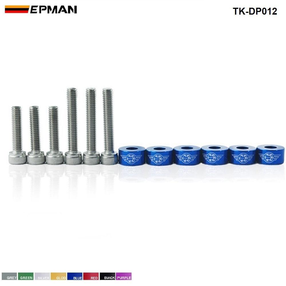 Deportivo EPMAN taza métrica Kit de lavadora EPMAN 6mm (para VTEC solenoide) para Honda B-los motores de la serie TK-DP012
