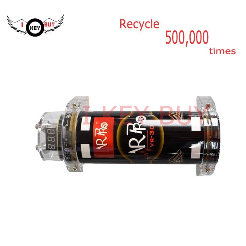I Key Buy Amplificador 3,0 Farad para coche, capacitancia 10-14v, fuente de...