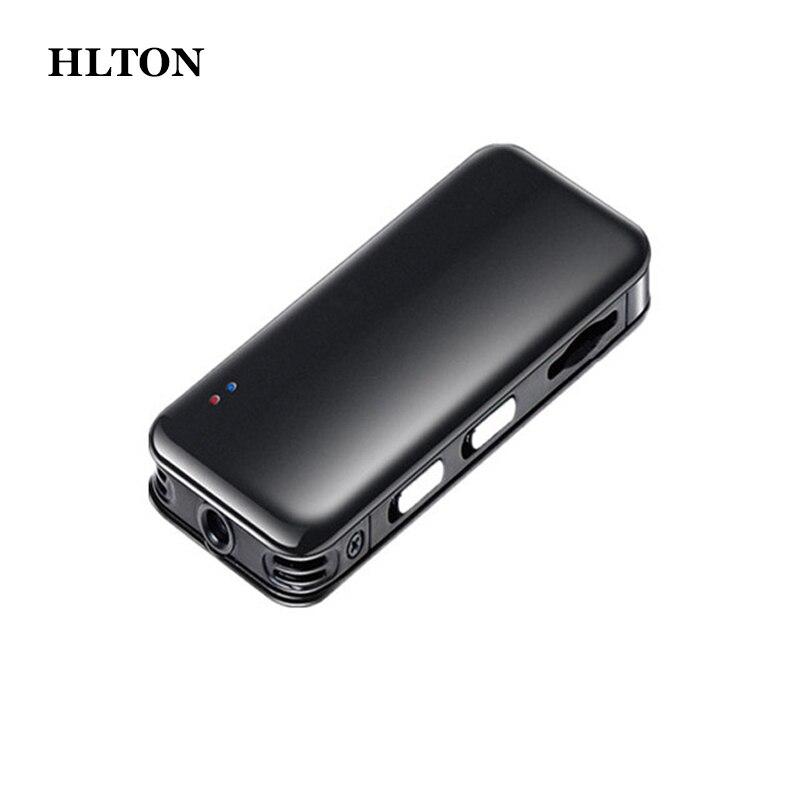 Grabadora de vídeo Digital profesional HLTON 8GB HD cámara grabadora de voz videocámara para reunión de aprendizaje coche DVR