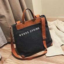 Top-handle Bag Handbags Women Famous Brand Big canvas Shoulder Beach Bag Casual Tote Female Purse Sac Femme Bolsa Feminia