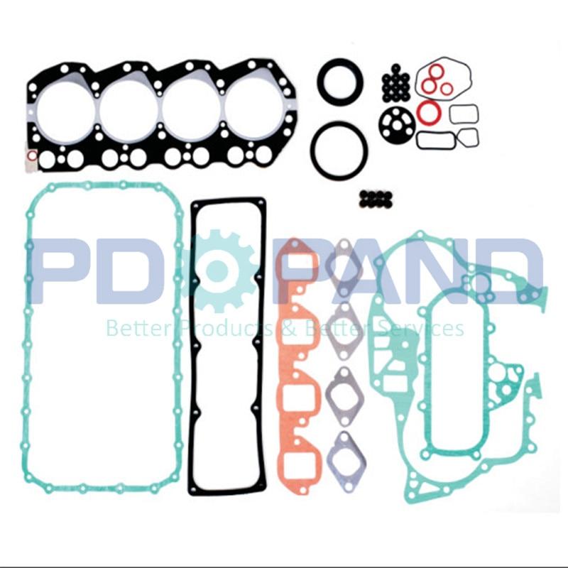 QD32 полный комплект прокладки для восстановления двигателя 10101-P2700 для Nissan Navara (D22)/Urvan 3.2D 3.2TD 3153cc 1995-2001
