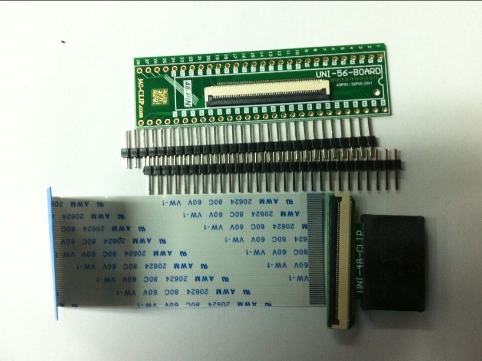 رقاقة فلاش TSOP NAND لـ ps3 ، مشبك 48pin 360 ، جودة عالية ، جديد ، أصلي