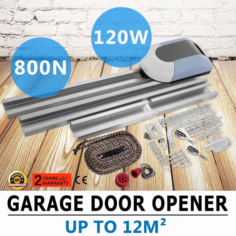 AUTOMAZIONE APRI PORTA PORTE 800N BASCULANTI MOTORE  220V BEST PRICE Garage Door Opener