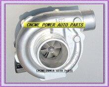 TURBO T3T4 T3 T3 T3/T4 TO4E 5 boulon A/R .63 comp A/R .50 sans poubelle, turbocompresseur à eau pour voitures universelles 170-155kW