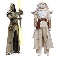 Star Wars Cosplay Star Wars Clone Wars Jedi Temple garde Cosplay Costume adulte hommes Halloween carnaval Costume Cosplay