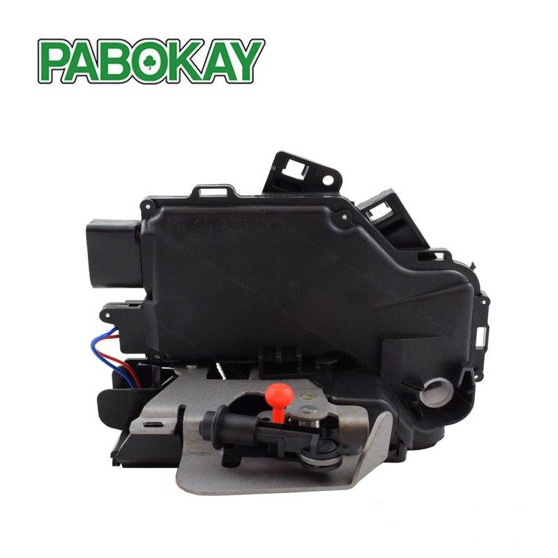 Высокое качество для Audi A4 A6 8E 4B C5 передний привод защелки дверного замка 4B1837015G 4B1837015H