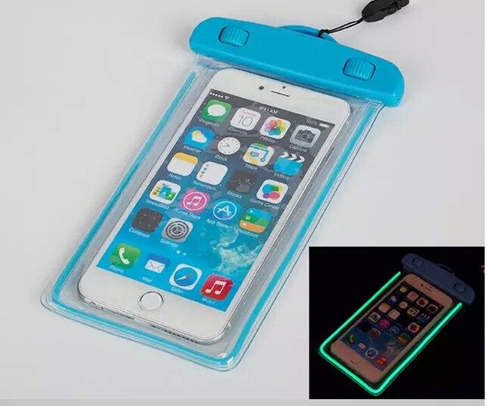 Fundas impermeables para teléfono móvil con pantalla táctil para Huawei Honor 7 Lite/5A/5C/V8,P9 Plus,P9 Lite/Y3II Y3 2, VKworld T1 Plus