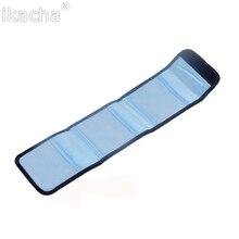 Tout nouveau étui portefeuille filtre 3 poches sac filtrant pour filtres de 25mm à 82mm convient aux UV CPL MCUV ND sac Star Cokin P Series