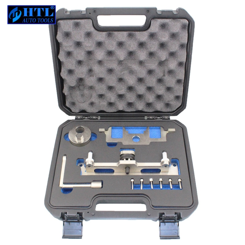 Riveting Tool Set Engine Timing Chain Guide Tool For Benz OM651