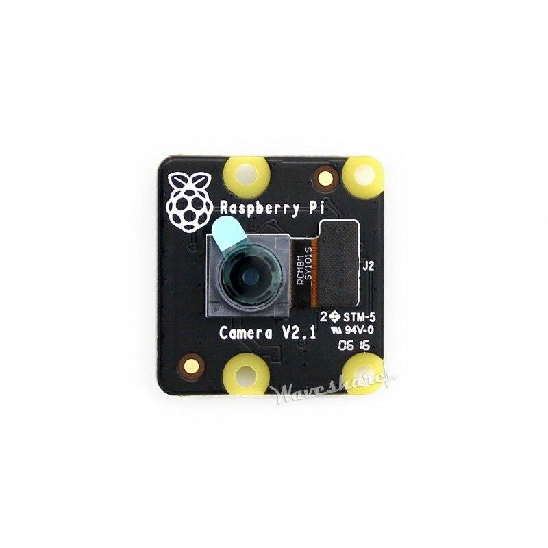 Cámara infrarroja de visión nocturna RPi NoIR V2, módulo oficial Raspberry Pi IMX219 de 8 megapíxeles, compatible con todas las reseñas del Pi
