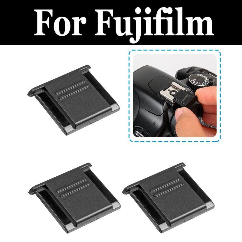 Tampa de Proteção do Flash Hot Shoe SLR Acessórios Da Câmera Para fujifilm X10 X100F X100S X100T X20 X30 X70 X-A1 X-A10 X-A2 x-A3 X-A5