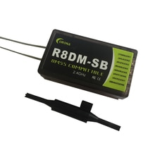 Corona R8DM-SB 2,4G 4CH DMSS Kompatibel Empfänger w/ S.Bus Unterstützung JR DMSS XG6 XG7 XG8 XG11