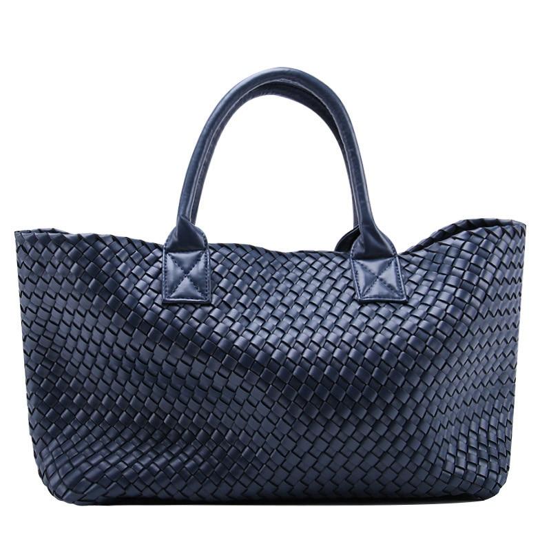 حقائب يد نسائية عالية الجودة ، حقائب نسائية ذات علامة تجارية فاخرة ، حقائب كتف منسوجة غير رسمية