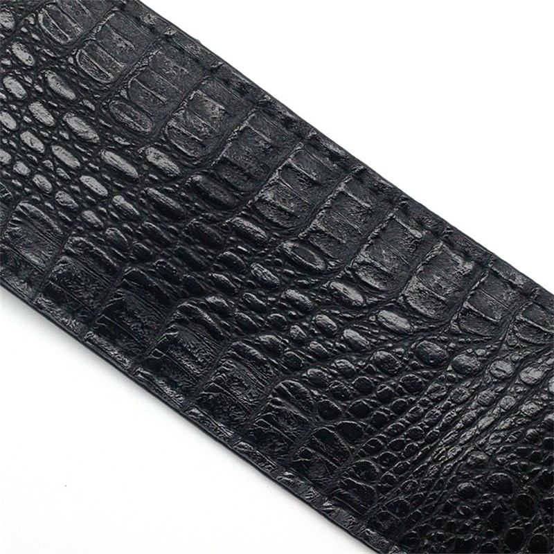 Guitars PU Leather Straps For Acoustic Electric Guitars Bass Crocodile Adjustable Guitar Strap Free Shipping enlarge