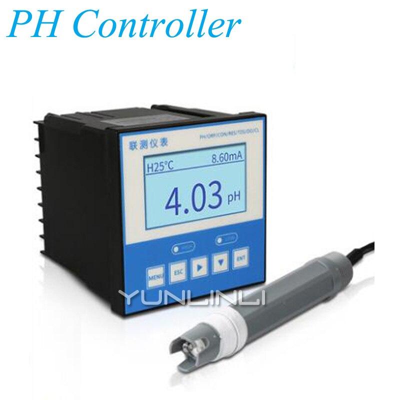 РН-контроллер, ph-метр, тестер, датчик, датчик, детектор кислотности канализационных стоков, измеритель кислотности, измерительный прибор, из...