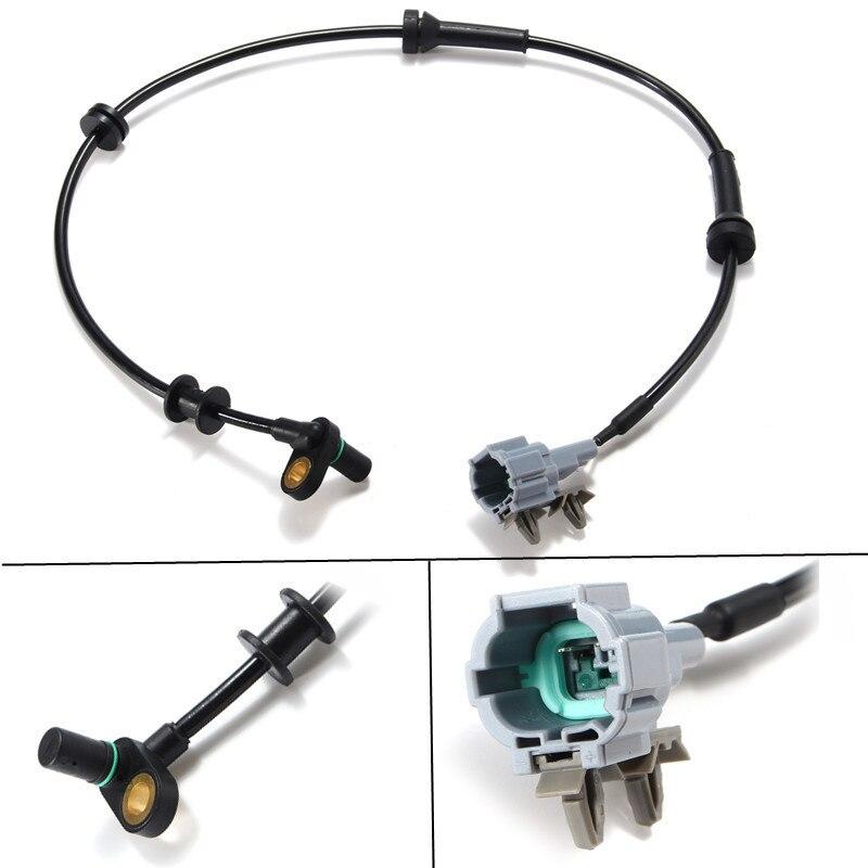 Sensor ABS para Nissan Navara D40 Pathfinder R51 2005 en adelante, piezas de repuesto delantero izquierdo y derecho 47910-EA025