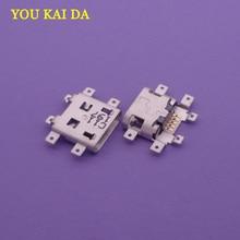 20pcs/lot Micro mini 5pin USB Charging Port Connector For Motorola Moto X XT1060 XT1058 XT1055 XT1056 mobiles