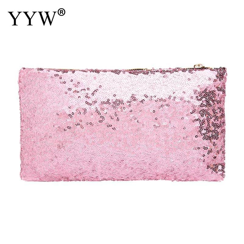 Bolso de lujo para Mujer, Cartera de Mujer con purpurina, Bolso con cuentas a la moda, bolsos de mano Cultch, novedad de verano 2019, llega Bolso de Mujer