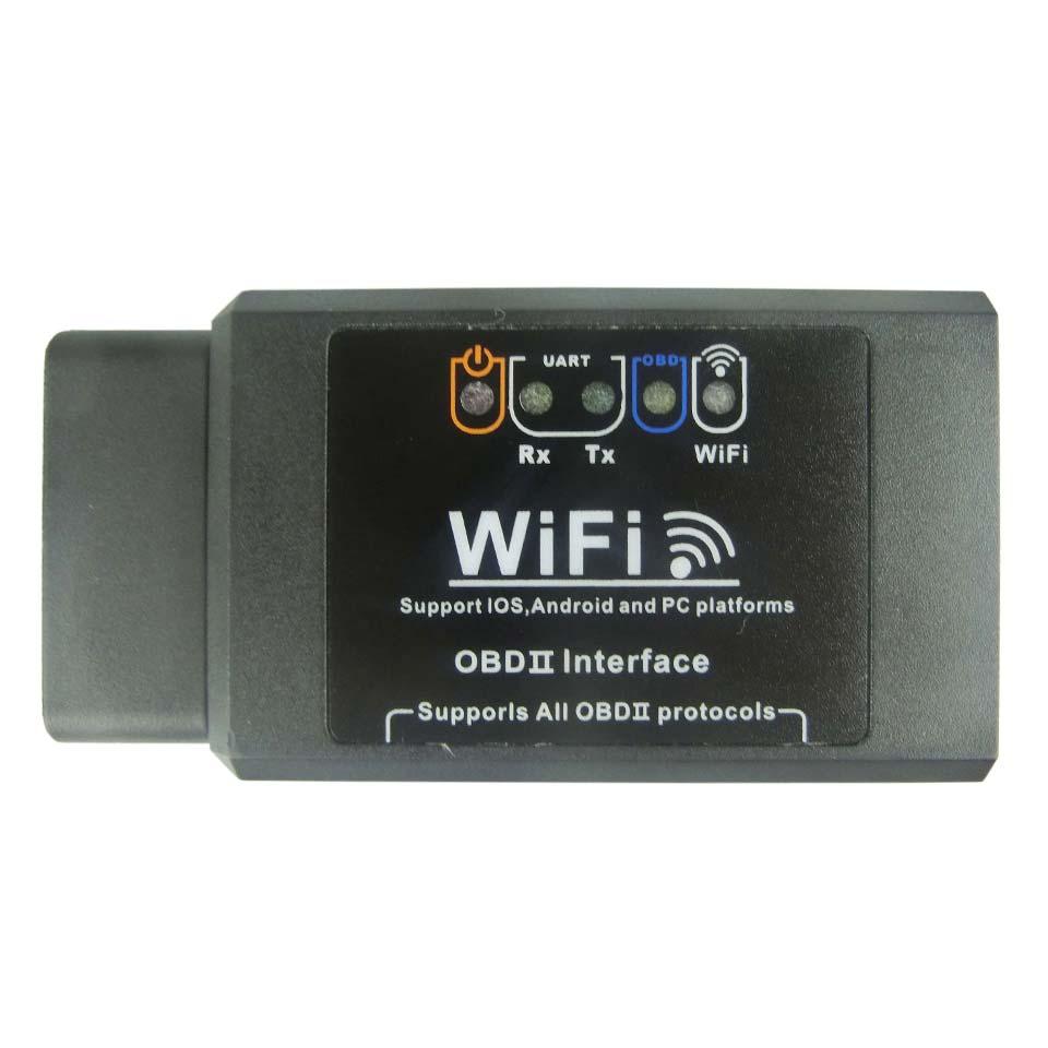 2020 OBD2 Scanner Elm327 Wifi V1.5 Elm 327 OBD 2 Car Diagnostic Scanner For Android IOS Best OBDII Smart Code Diagnostic Tool