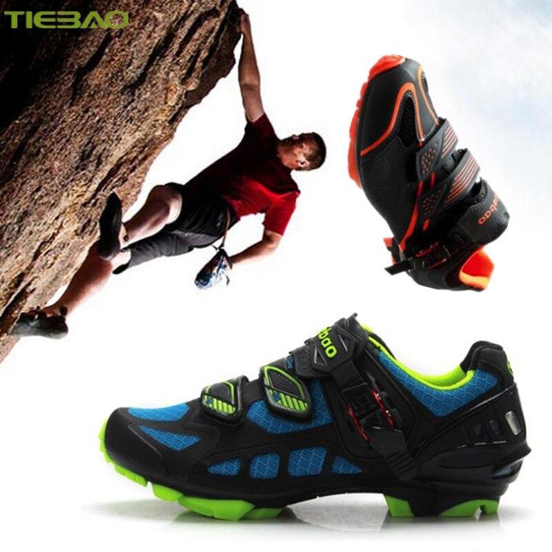 Tiebao обувь для велоспорта для мужчин sapatilha ciclismo mtb zapatillas hombre deportiva велосипедные кроссовки для женщин горный велосипед обувь суперзвезды
