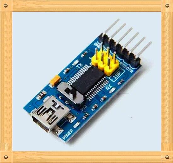 ¡Envío gratis! Programa básico de descarga FTDI/interruptor USB TTL / FT232RL compatible con 3,3 V 5V